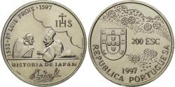 World Coins - Coin, Portugal, 200 Escudos, 1997, , Copper-nickel, KM:698