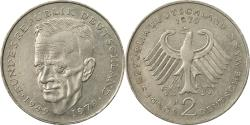 World Coins - Coin, GERMANY - FEDERAL REPUBLIC, 2 Mark, 1979, Hambourg,