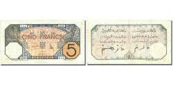 World Coins - Banknote, French West Africa, 5 Francs, 1932, 1932-09-01, KM:5Be, EF(40-45)