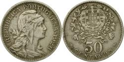 World Coins - Coin, Portugal, 50 Centavos, 1928, , Copper-nickel, KM:577