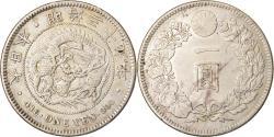 World Coins - Coin, Japan, Mutsuhito, Yen, 1906, , Silver, KM:A25.3