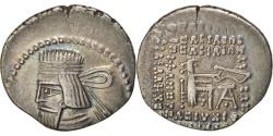 Ancient Coins - Parthia (Kingdom of), Artaban III (80), Drachm, , Silver, 3.40