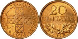 World Coins - Coin, Portugal, 20 Centavos, 1974, , Bronze, KM:595