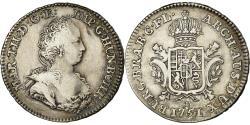 World Coins - Coin, AUSTRIAN NETHERLANDS, Maria Theresa, 1/2 Ducaton, 1751, Antwerp