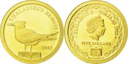 World Coins - Coin, Tokelau, 5 Dollars, 2012, , Gold