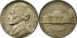 Us Coins - Coin, United States, Jefferson Nickel, 5 Cents, 1947, U.S. Mint, Philadelphia