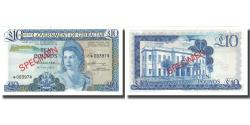 World Coins - Banknote, Gibraltar, 10 Pounds, 1975, 1975-11-20, KM:22b, UNC(65-70)