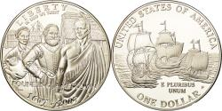 Us Coins - Coin, United States, Dollar, 2007, U.S. Mint, Philadelphia, , Silver