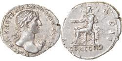 Ancient Coins - Coin, Hadrian, Denarius, 118, Rome, , Silver, RIC:118