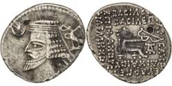 Ancient Coins - Parthia (Kingdom of), Phraates IV, Drachm, , Silver, 3.70