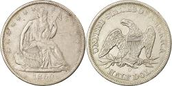 Us Coins - Coin, United States, Seated Liberty Half Dollar, Half Dollar, 1860, U.S. Mint