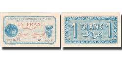 World Coins - Banknote, Algeria, 1 Franc, Chambre de Commerce,1921-06-22, UNC(65-70)P:137-20