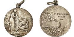 World Coins - Algeria, Medal, Société d'Horticulture d'Algérie, 1953, Desaide,