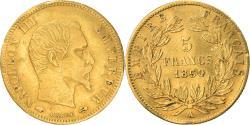 Ancient Coins - Coin, France, Napoleon III, Napoléon III, 5 Francs, 1860, Paris,