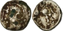 Ancient Coins - Coin, Kaletedoy, Lingones, Quinarius, Fourrée, , Silver