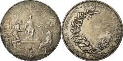 World Coins - France, Token, Le Secours, Compagnie d'assurances contre les accidents