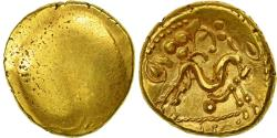 Coin, Ambiani, Stater, , Gold, Delestrée:238