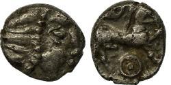 Ancient Coins - Coin, Cadurci, Obol, 100-50, Rare, , Silver, Feugère & Py:CAD-3002