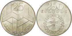 World Coins - Coin, Portugal, 250 Escudos, 1976, , Silver, KM:604