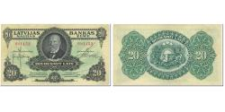 World Coins - Banknote, Latvia, 20 Latu, 1925, Undated (1925), KM:17a, EF(40-45)