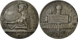World Coins - France, Medal, Chambre des Députés, J.Gavelle, Sténographe, 1932