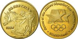 Us Coins - United States of America, Medal, Jeux Olympiques de Los Angeles, Equitation