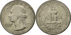 Us Coins - Coin, United States, Washington Quarter, Quarter, 1987, U.S. Mint, Philadelphia