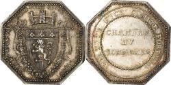 World Coins - France, Token, Chambre de Commerce de Lyon, , Silver