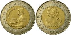 World Coins - Coin, Portugal, 100 Escudos, 1998, , Bi-Metallic, KM:645.1