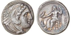 Ancient Coins - Coin, Kingdom of Macedonia, Alexander III, Tetradrachm, 325-323/2 BC