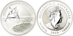 World Coins - Coin, Australia, Moon Landing, Dollar, 2019, Royal Australian Mint, Proof
