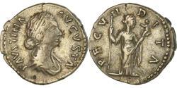 Ancient Coins - Coin, Faustina II, Denarius, 161-164, Roma, , Silver, RIC:677