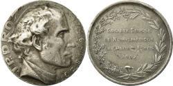 World Coins - Switzerland, Medal, Société Suisse de Numismatique de la Chaux de Fonds, 1902