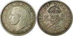 World Coins - Coin, Great Britain, George VI, Florin, Two Shillings, 1942, , Silver