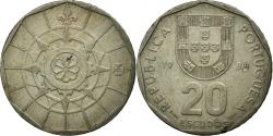 World Coins - Coin, Portugal, 20 Escudos, 1988, Lisbon, , Copper-nickel, KM:634.1