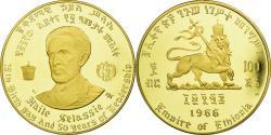 World Coins - Coin, Ethiopia, Haile Selassie, 100 Dollars, 1966, , Gold, KM:41