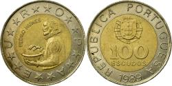 World Coins - Coin, Portugal, 100 Escudos, 1989, , Bi-Metallic, KM:645.1