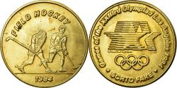 Us Coins - United States of America, Medal, Jeux Olympiques de Los Angeles, Field Hockey