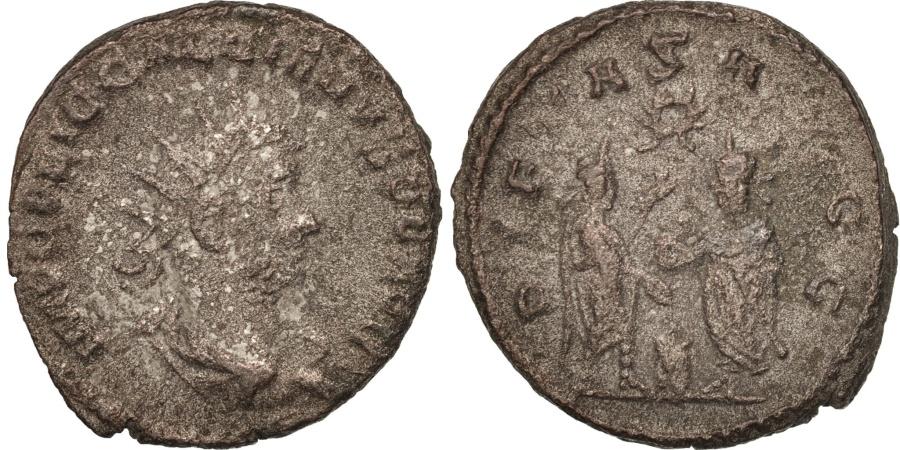 Ancient Coins - Gallienus, Antoninianus, Roma, , Billon, RIC:446