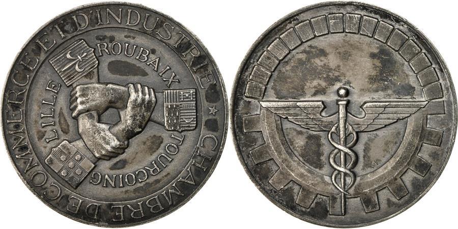 France medal chambre de commerce de lille roubaix et for Chambre de commerce portugaise en france