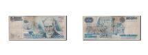 Mexico, 20,000 Pesos, 1987, 1987-02-24, KM:91b, VG(8-10)