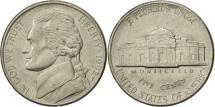 Us Coins - United States, Jefferson Nickel, 5 Cents, 1992, U.S. Mint, Philadelphia