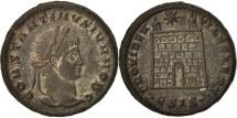 Constantine II, Nummus, Siscia, MS(63), Copper, RIC:VII 202