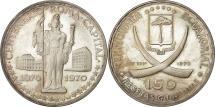World Coins - Coin, Equatorial Guinea, 150 Pesetas, 1970, MS(63), Silver, KM:16
