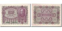 Austria, 20 Kronen, 1922, KM:76, 1922-01-02, AU(50-53)