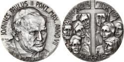 World Coins - Vatican, Medal, Jean-Paul II, Juvenibus Christum Adferte, Religions & beliefs