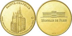 World Coins - France, Token, Touristic token, Paris - Sainte Chapelle, 1998, MDP,