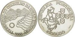 World Coins - Coin, Portugal, 1000 Escudos, 2000, , Silver, KM:724