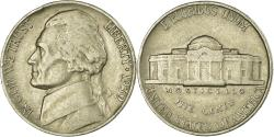 Us Coins - Coin, United States, Jefferson Nickel, 5 Cents, 1939, U.S. Mint, Philadelphia