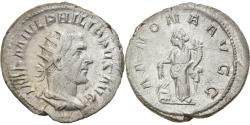 Ancient Coins - Coin, Philip I, Antoninianus, 247, Roma, , Billon, RIC:28c